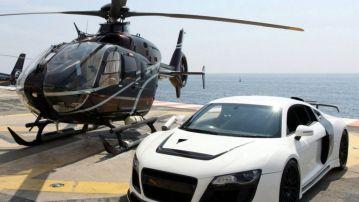 Helicopter Rentals